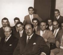 I fondatori Confcommercio Matera