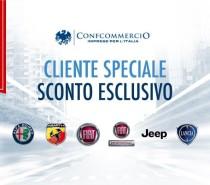 FCA PRESENTA: SOCIO SPECIALE SCONTO ESCLUSIVO