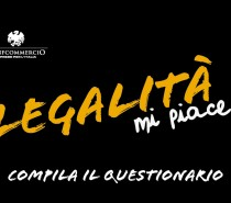 """Giornata di Confcommercio """"Legalità, mi piace"""" – Compila il questionario online!"""