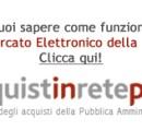 Il Mercato Elettronico della PA