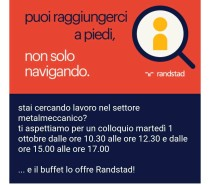 Recruiting day Randstad Matera – 1 Ottobre