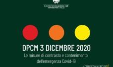 AGGIORNAMENTI DPCM ATTIVITA' APERTE E CHIUSE