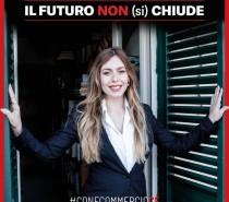 """Confcommercio Matera: al via la campagna nazione """"Il Futuro non (si) chiude""""."""