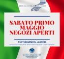 Federazione Moda Italia: apertura 1° Maggio per festeggiare la ripartenza e il lavoro